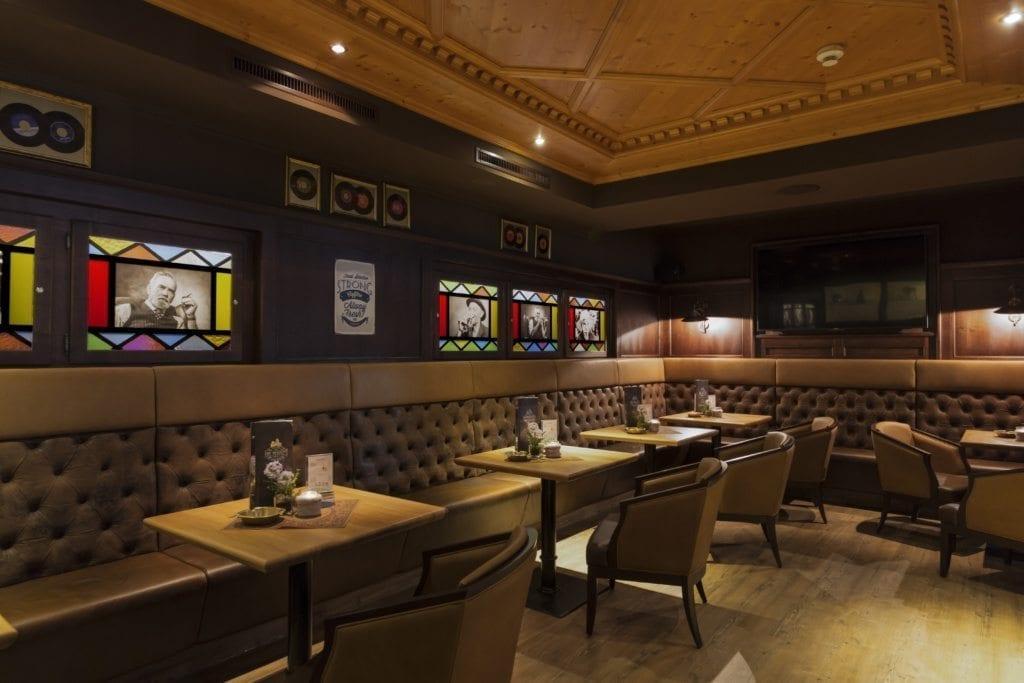 restaurant und bar im hotel wagrainerhof, Esstisch ideennn