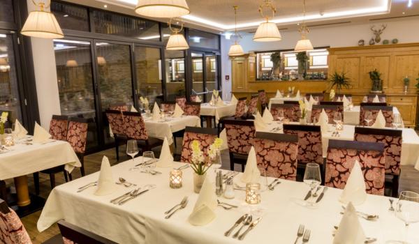 Restaurant in Wagrain - Hotel Wagrainerhof