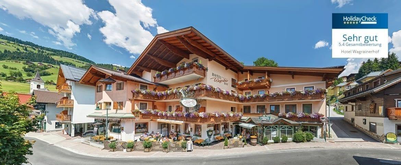Hotel Wagrainerhof - Salzburgerland