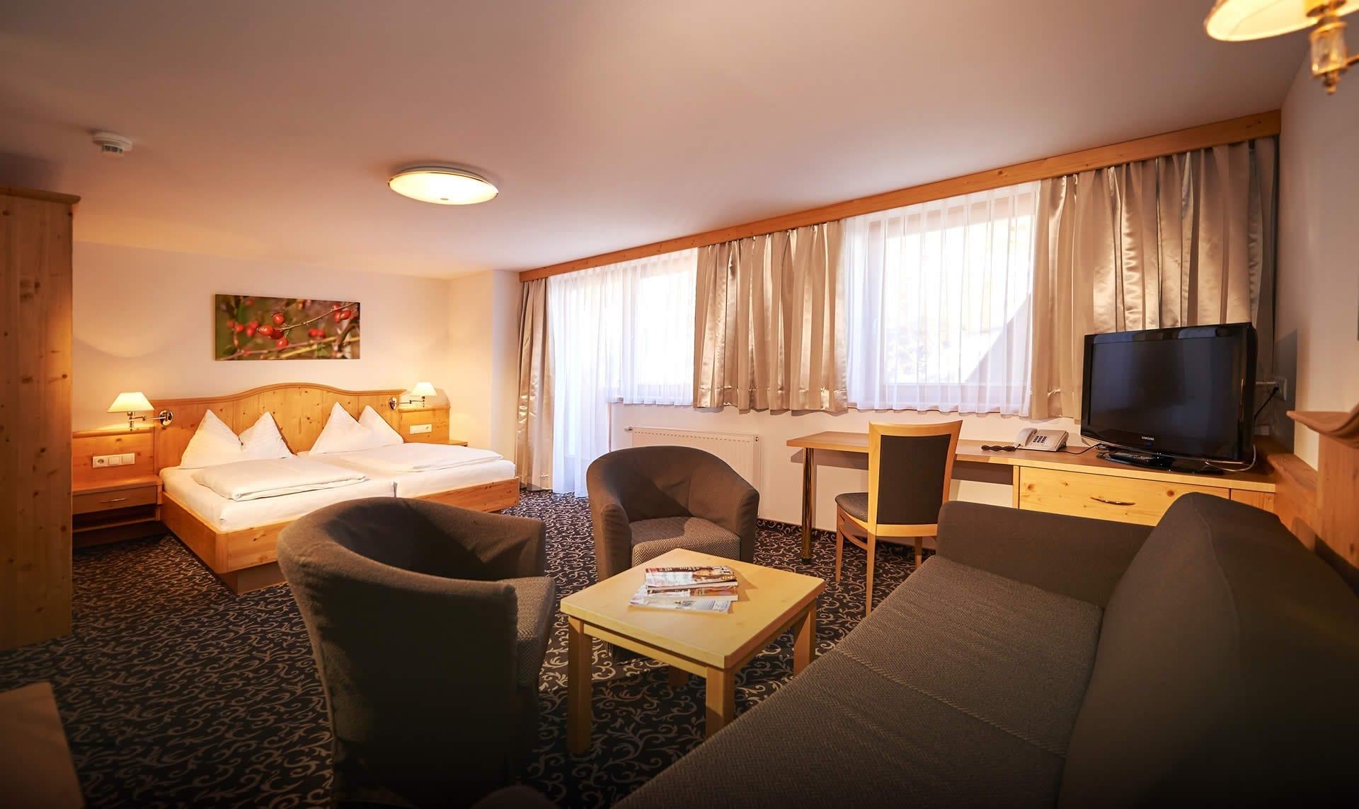 Hotel Wagrainerhof - Zimmer im Salzburgerland