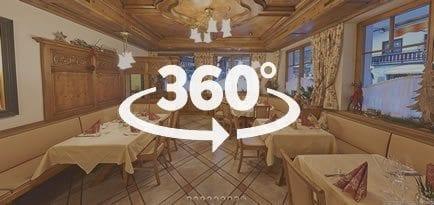 360 Grad - Virtuelle Tour - Hotel Wagrainerhof