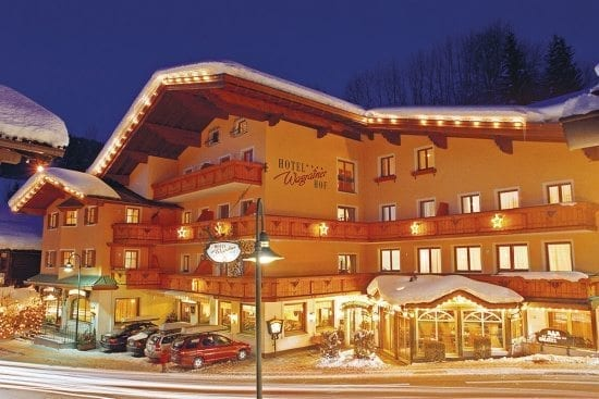 4 Sterne Hotel Wagrainerhof in Wagrain, Salzburger Land