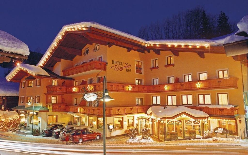 Hotel wagrainerhof in wagrain im salzburger land for 4 sterne hotel dortmund