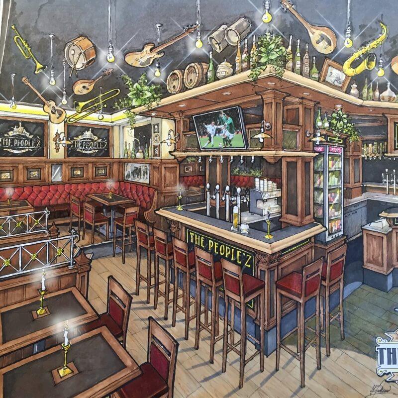 Bar & Lounge des Wagrainerhof