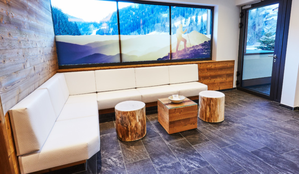 Lounge Sauna