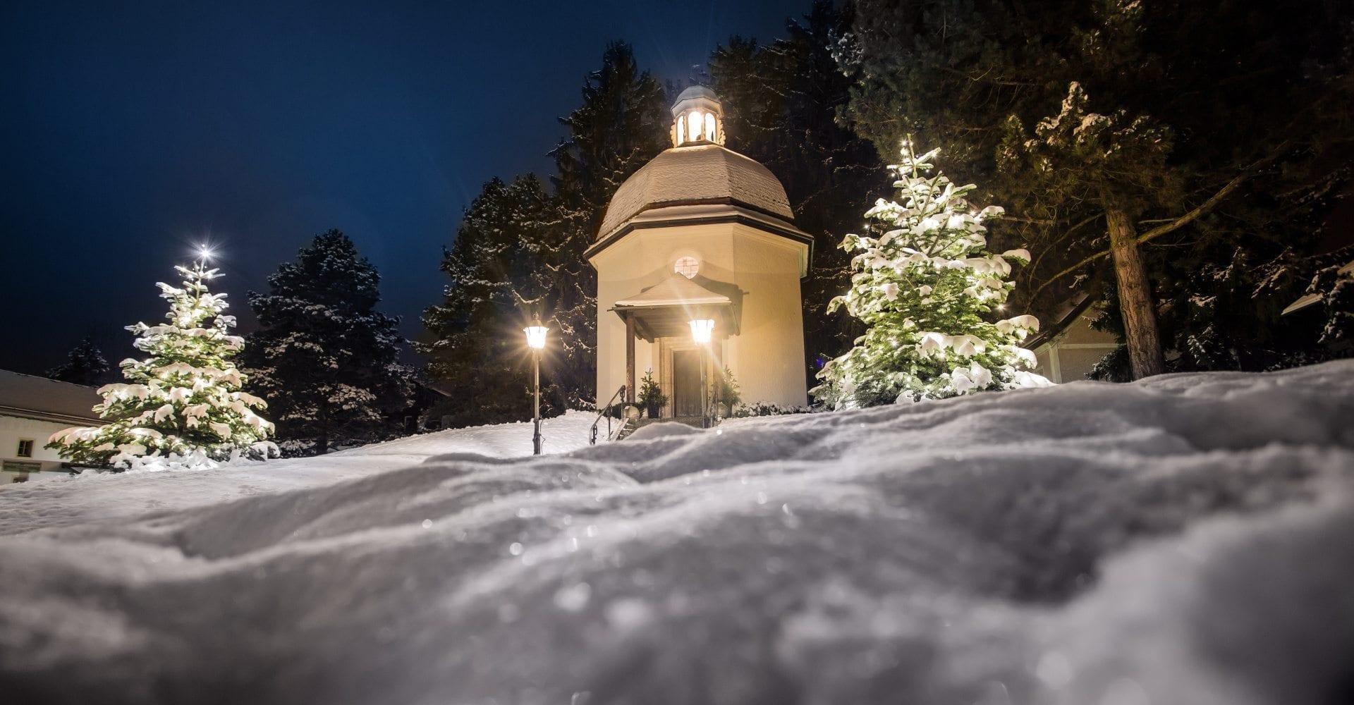 Silent Night Chapel Wagrain