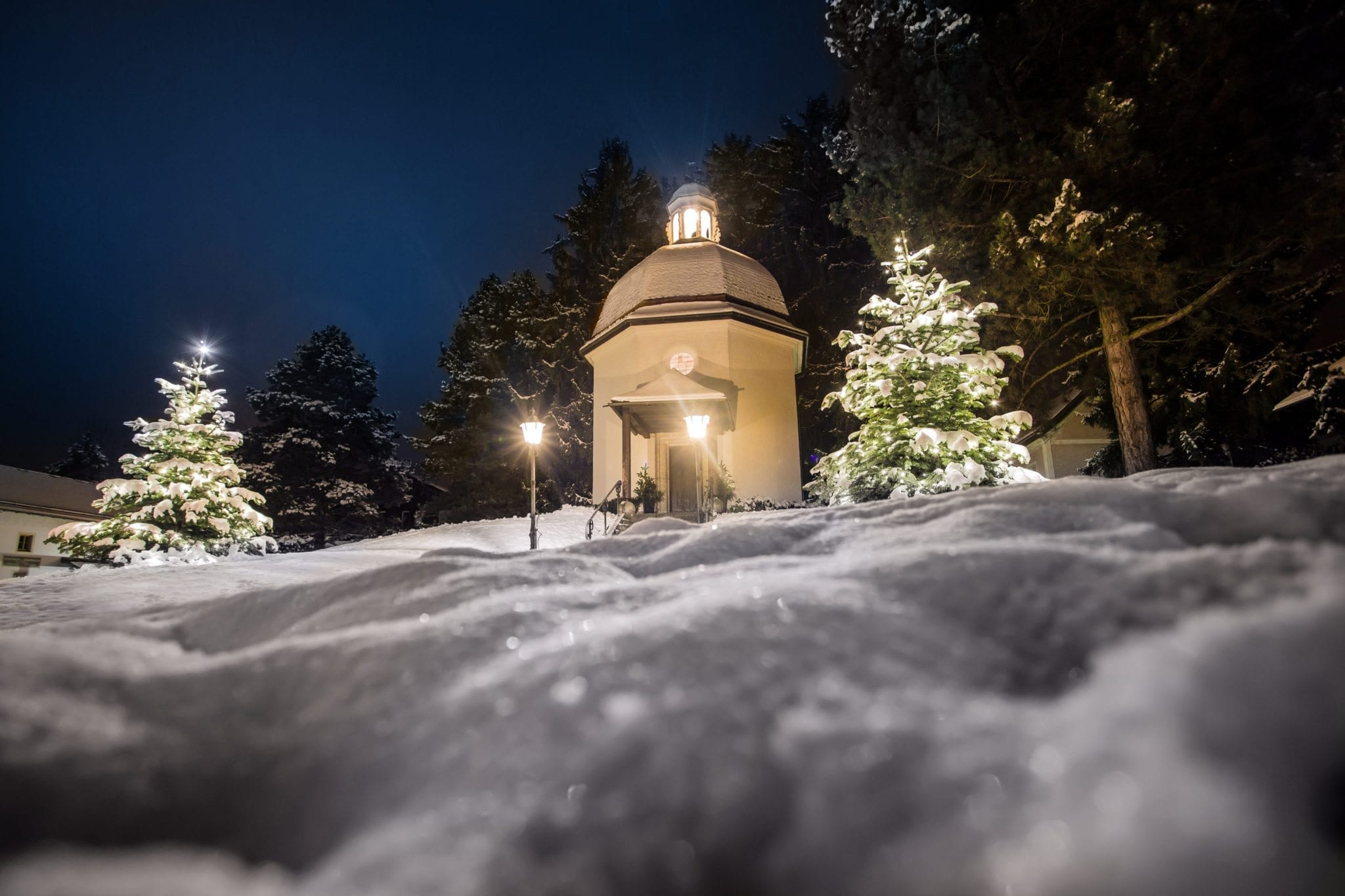 Stille Nacht Kapelle in Wagrain