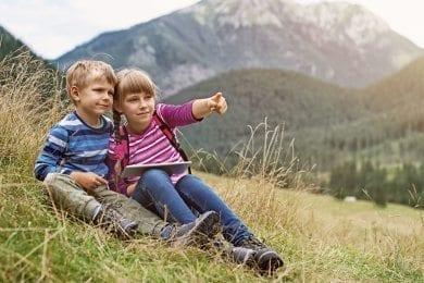 Ausflugsziele für die ganze Familie - Salzburger Land