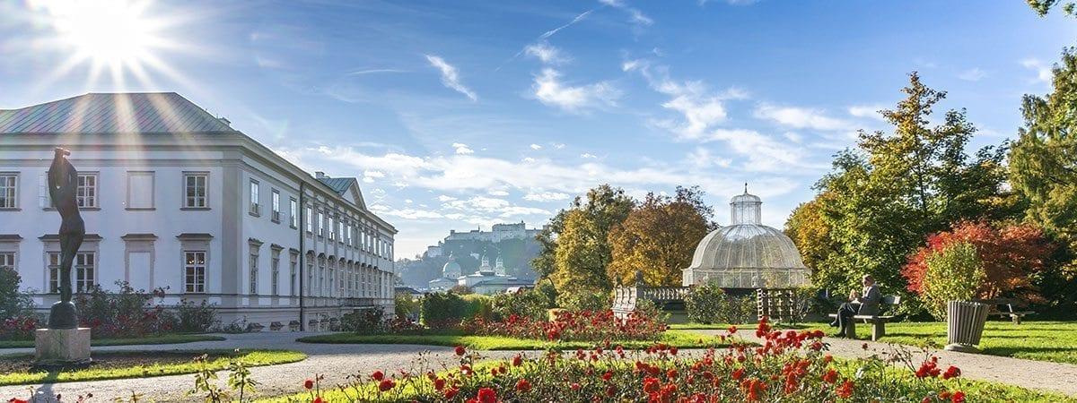 Ausflugsziele Stadt Salzburg