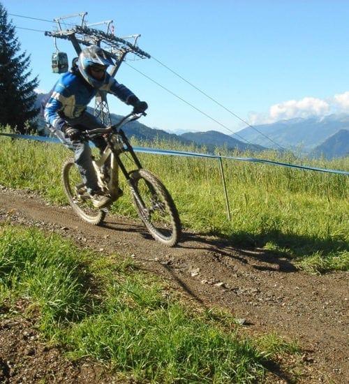 Bike-Park in Wagrain, Salzburger Land