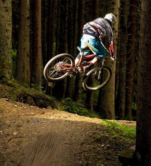 Bike-Park in Wagrain, Salzburger Land