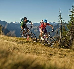 Bike-Urlaub im Salzburger Land