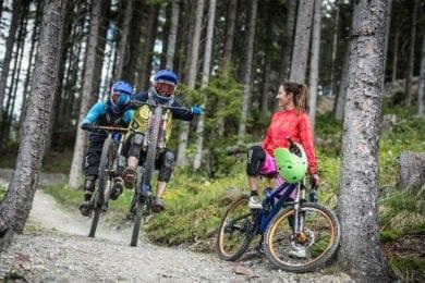 Bike- und Radurlaub in Wagrain, Salzburger Land