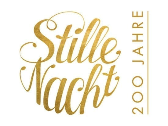 logo Stille Nacht Jubiläum 200 Jahre