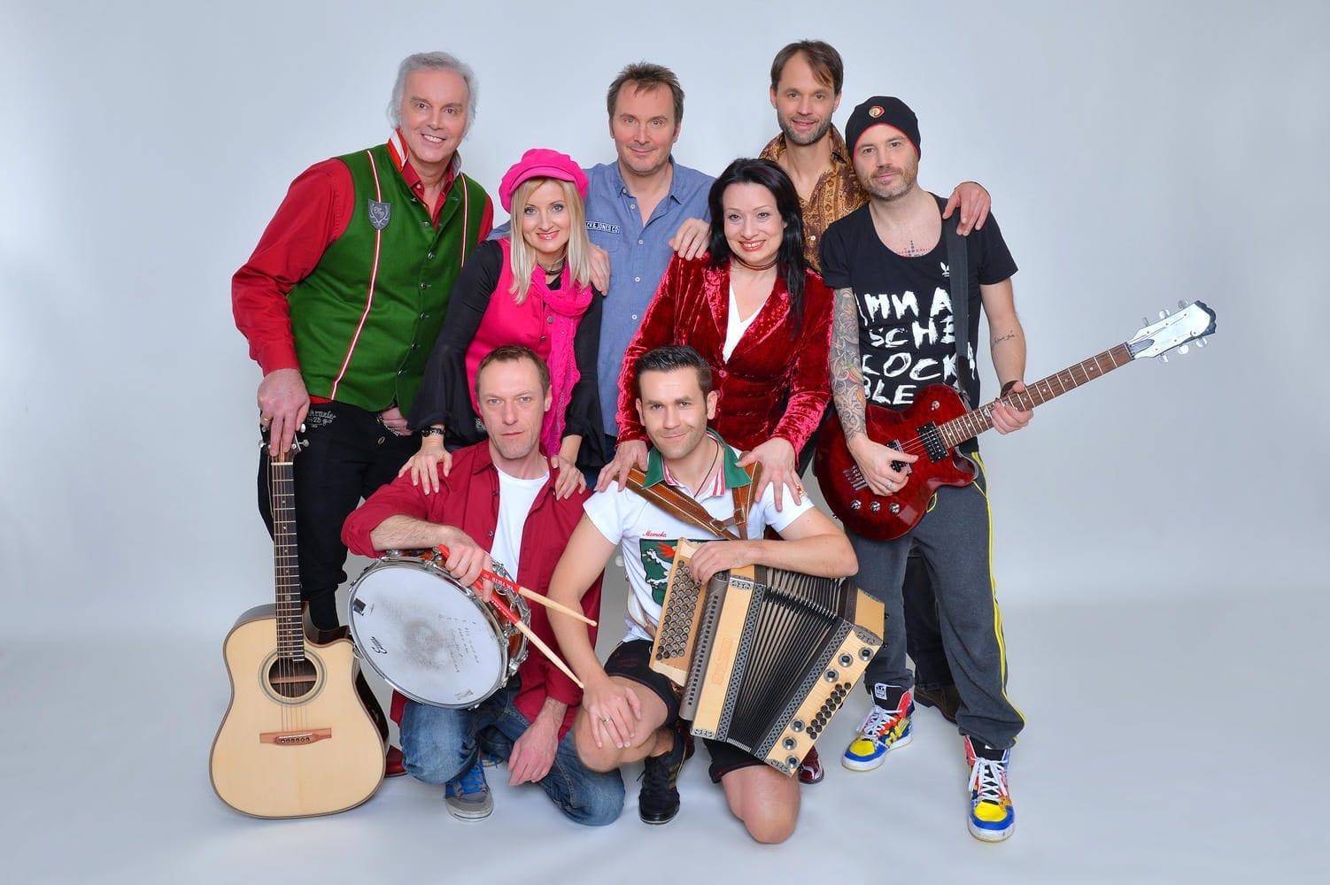 Musikgruppe Die Seer