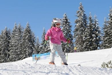 Familien-Skiurlaub in Wagrain, Ski amadé
