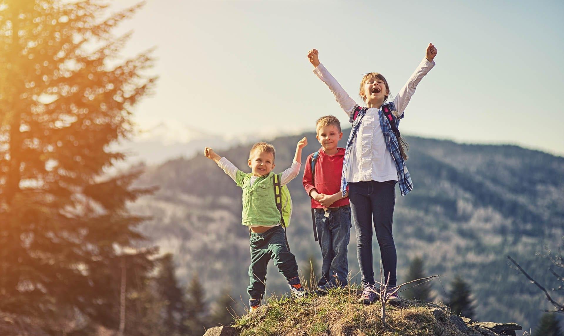 Familien Urlaub im Salzburger Land - Hotel Wagrainerhof