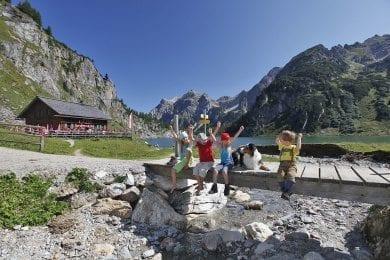 Familienurlaub im Sommer im Wagrainerhof, Wagrain, Salzburger Land - Wagraini's Grafenberg