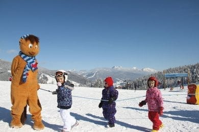 Familienurlaub im Winter im Wagrainerhof, Wagrain, Salzburger Land