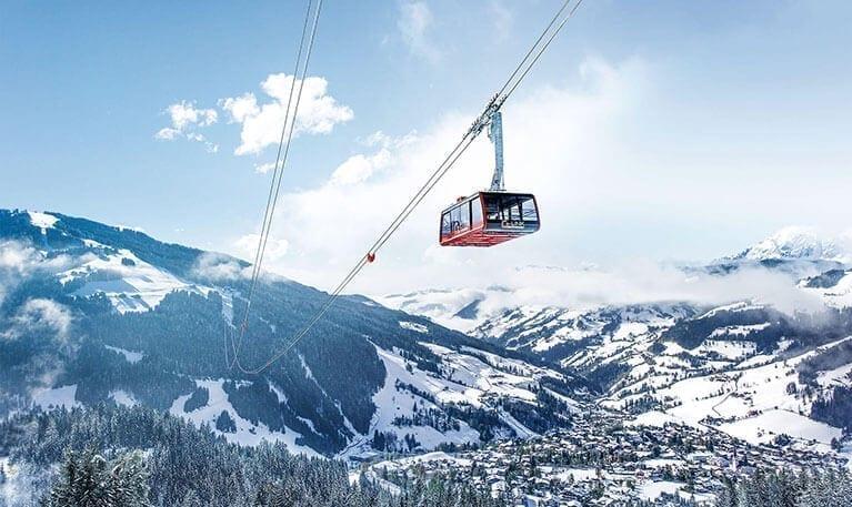 G-Link - Wagrain, Ski amadé