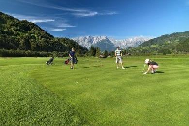 Golfplatz Open Golf St. Johann Alpendorf