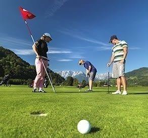 Golfurlaub im Salzburger Land - Hotel Wagrainerhof