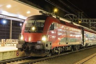 Anreise zum Hotel Wagrainerhof, Bahn