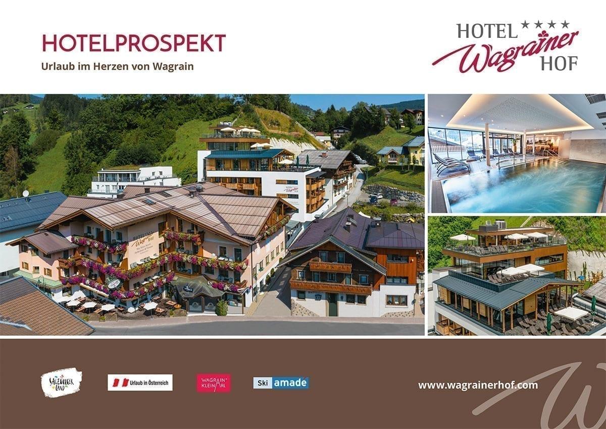 Hotel Wagrainerhof - Imagebroschüre 2018/19
