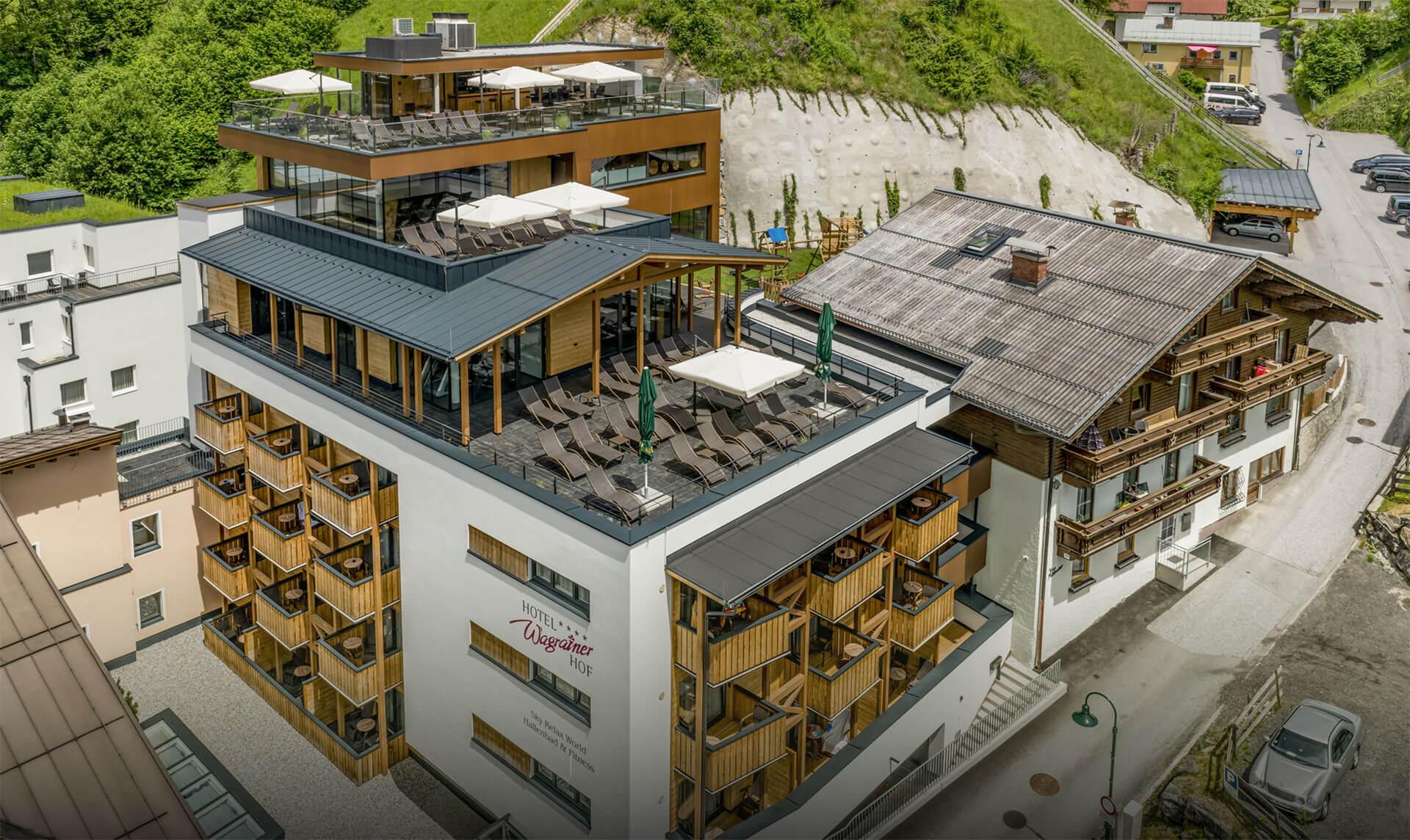 4 Sterne Hotel in Wagrain - Wagrainerhof