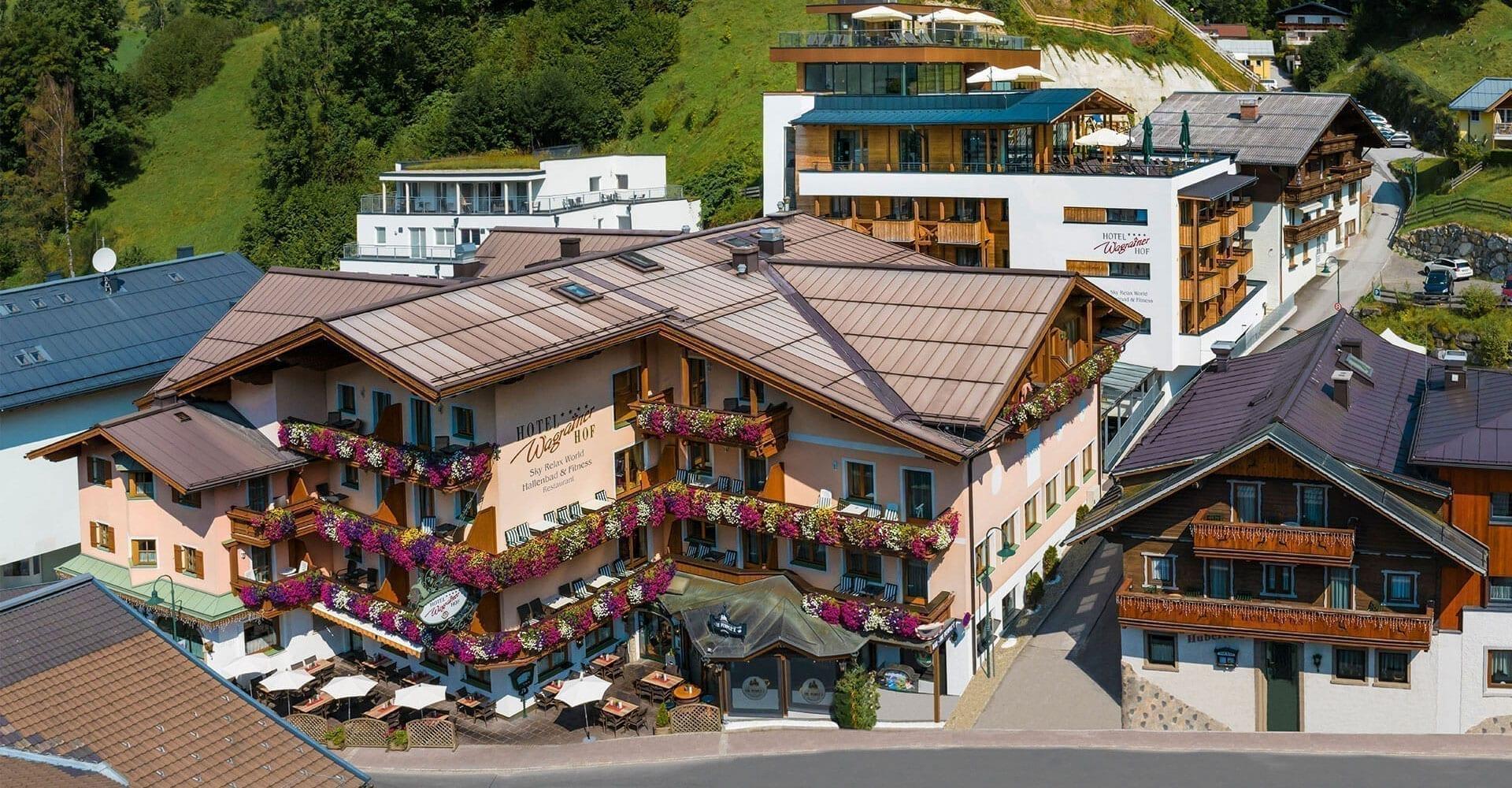 Hotel Wagrainerhof, 4 Sterne Hotel in Wagrain, Salzburg