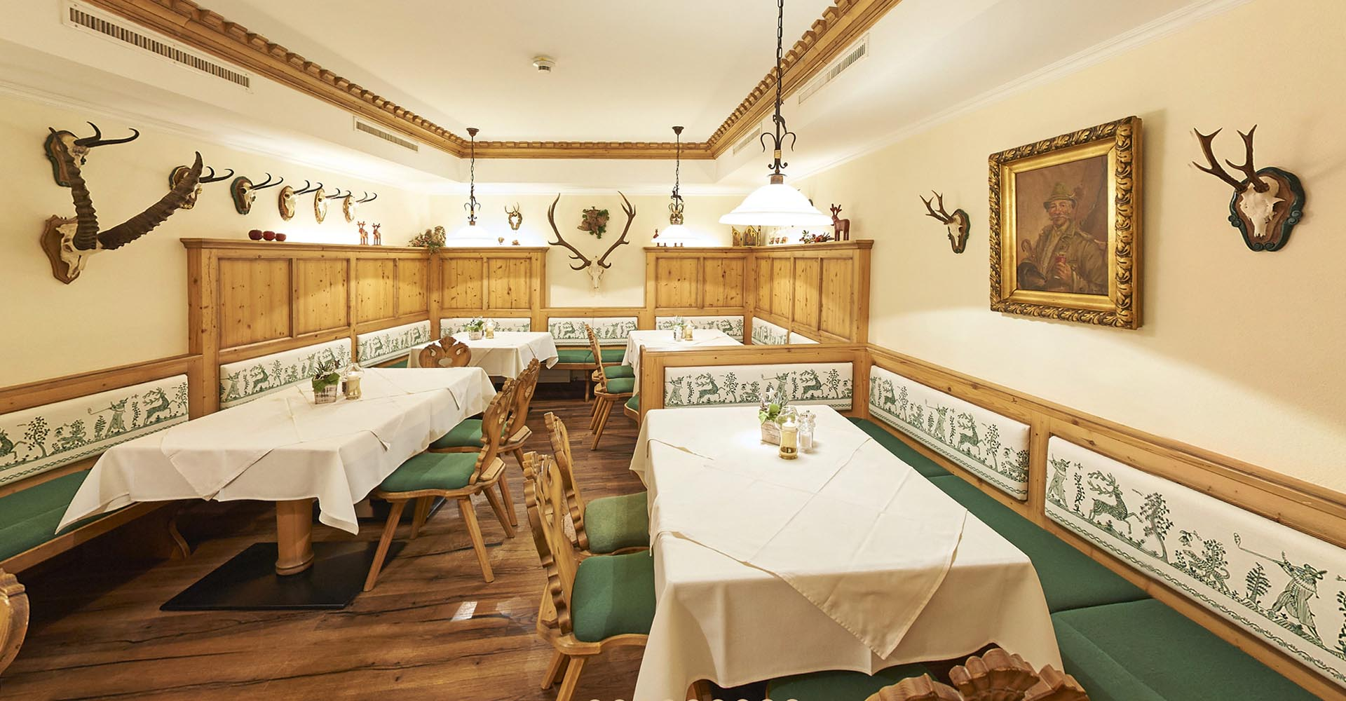 Kulinarium im Wagrainerhof, Wagrain, Salzburger Land