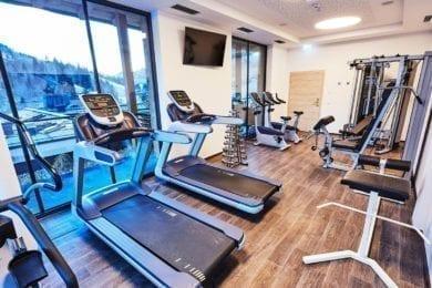 Fitnessraum - Hotel Wagrainerhof