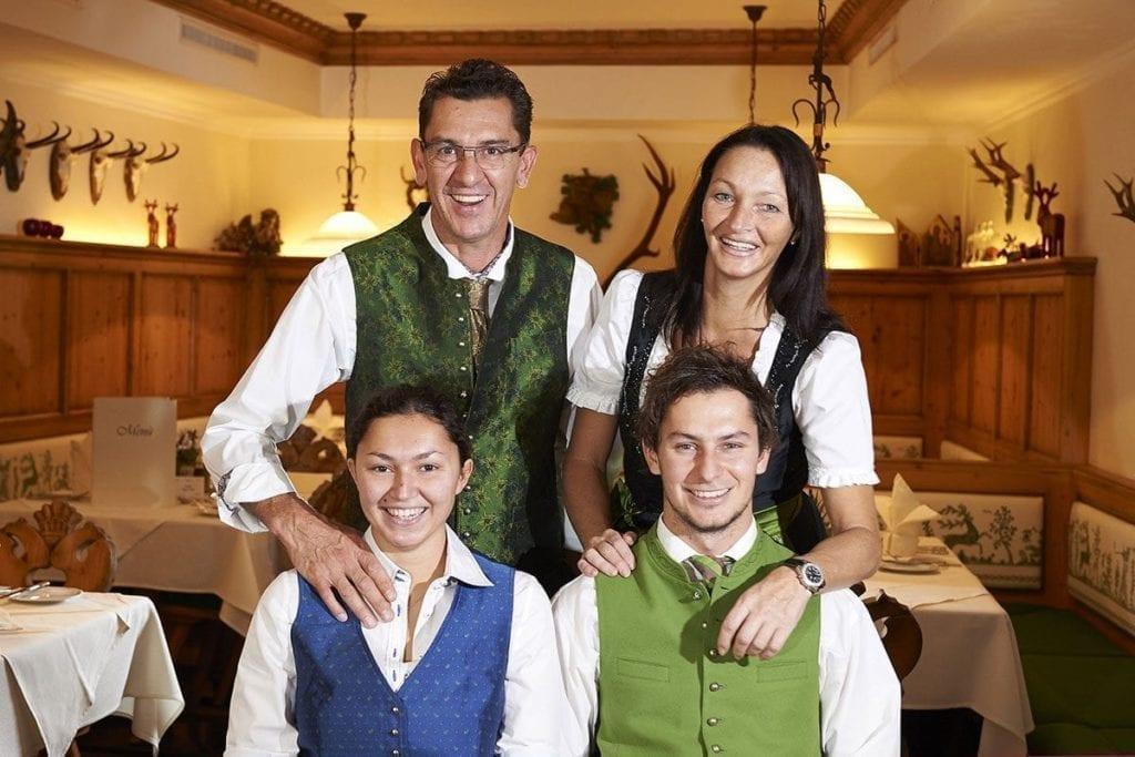 Ihre Gastgeber im Wagrainerhof, Wagrain, Salzburger Land - Familie Rötzer