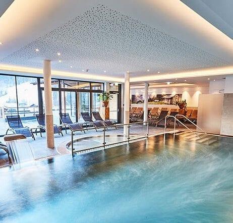 Pool in Wagrain - Hotel Wagrainerhof, Salzburger Land