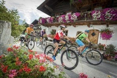 Radfahren & Mountainbiken im Salzburger Land