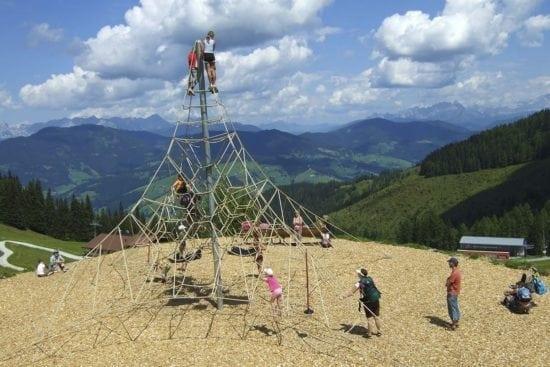 Dětské hřiště Wagrain