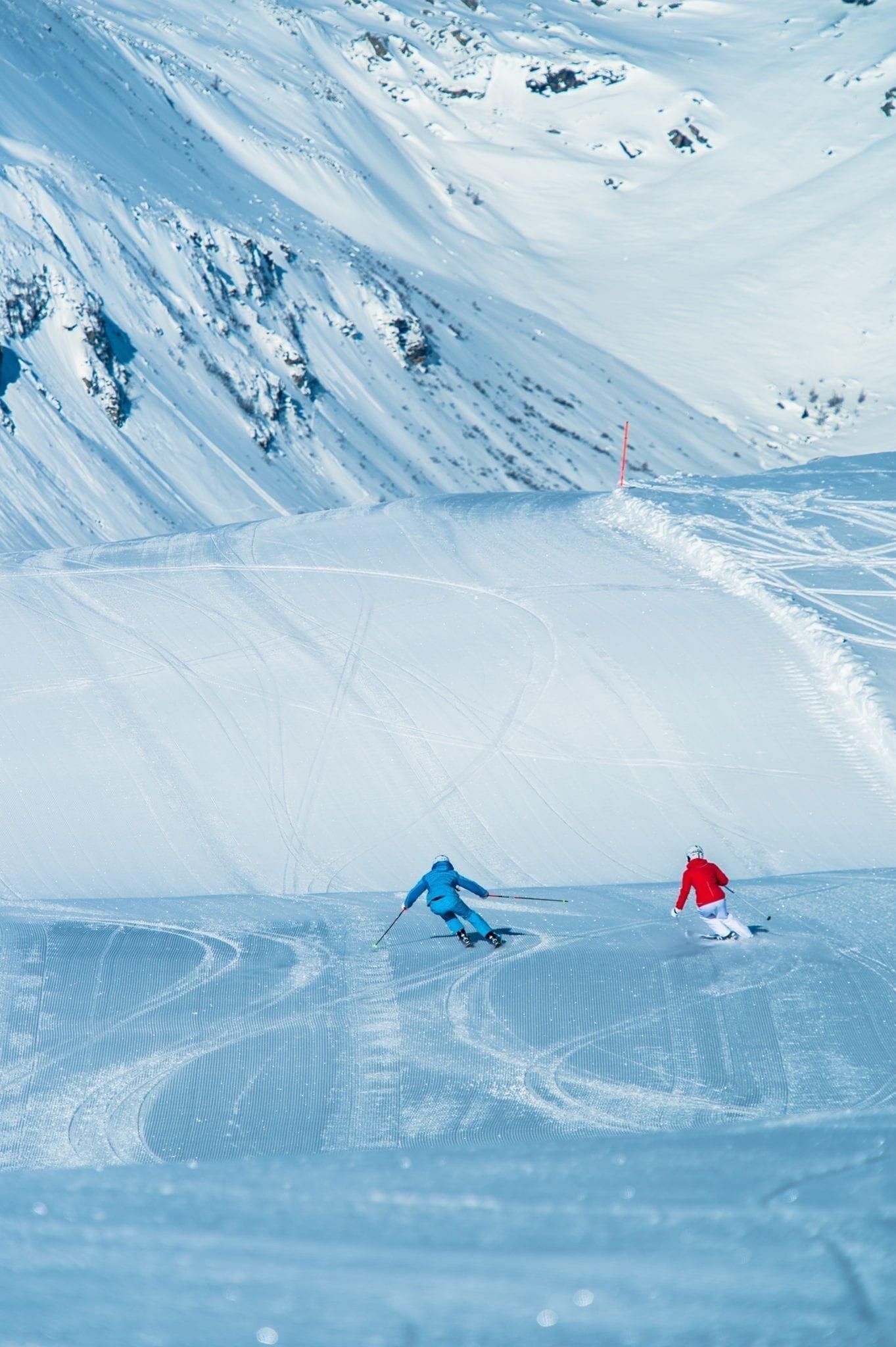 Skifahren in Ski amadé
