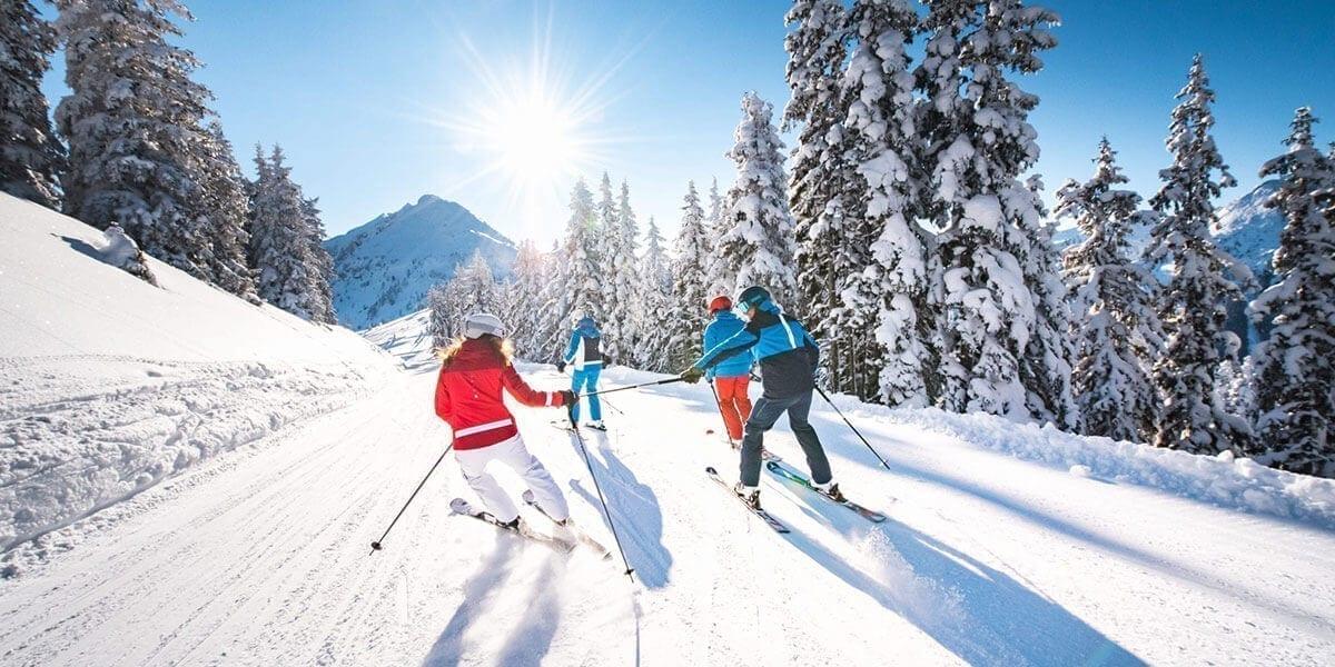 Skiurlaub in Ski amadé