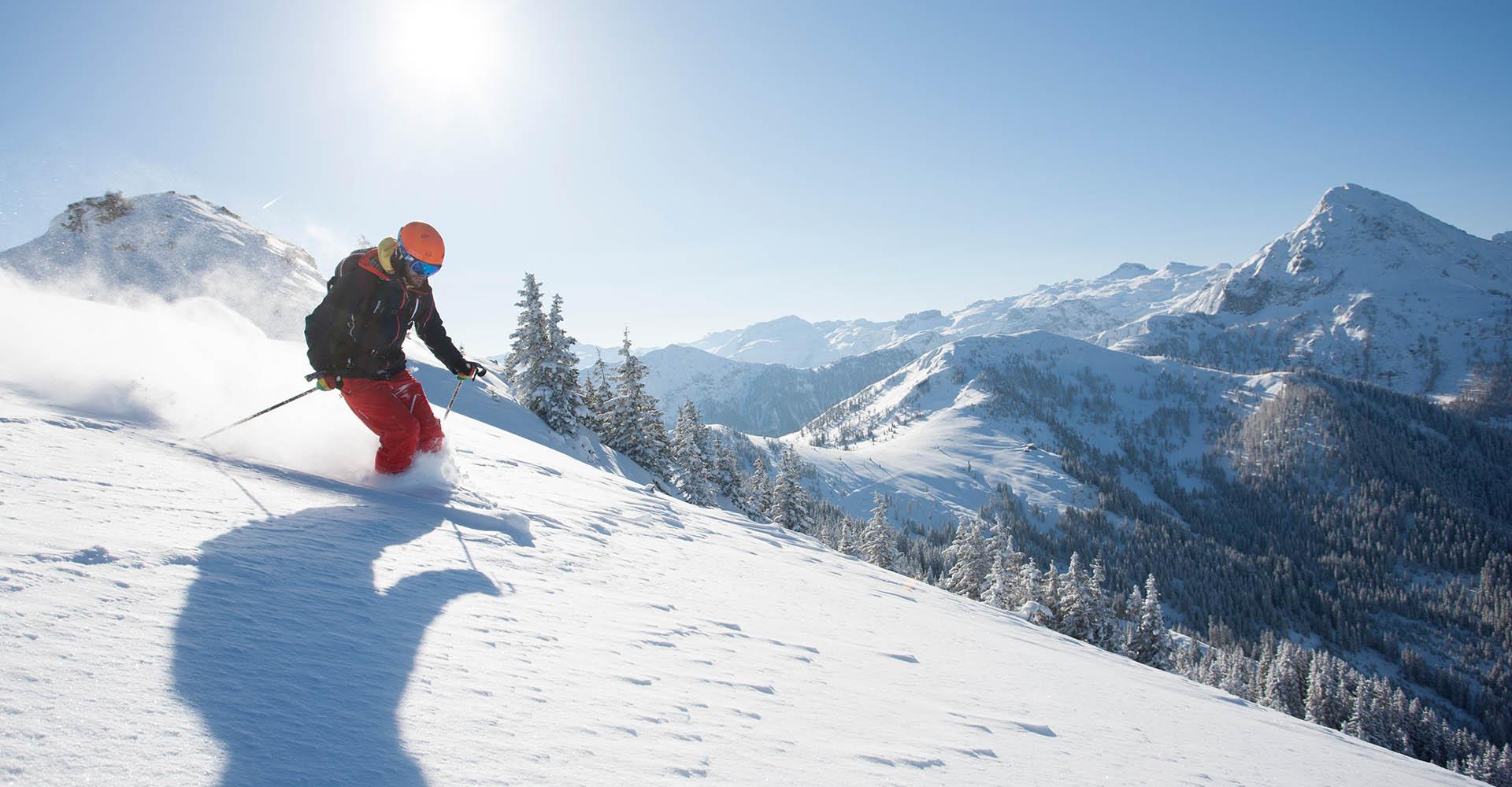 Skiurlaub in Wagrain / Kleinarl - Hotel Wagrainerhof