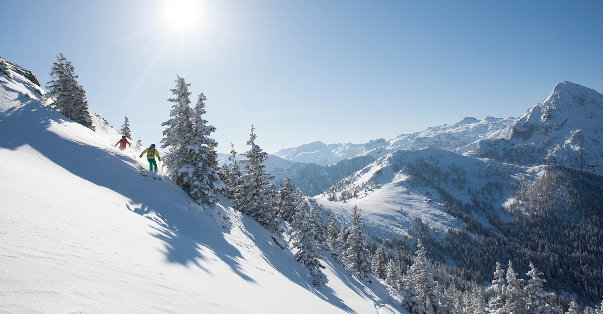 Winter- & Skiurlaub in Wagrain-Kleinarl, Ski amadé