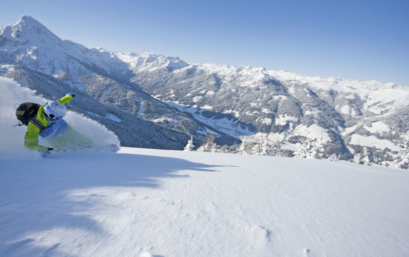 Skifahren & Snowboarden im Skigebiet Wagrain, Ski amadé