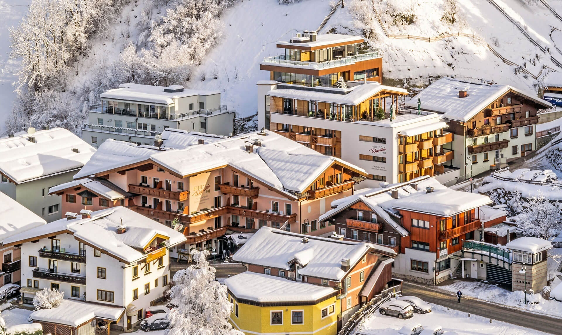 Skihotel in Wagrain, Salzburger Land - Hotel Wagrainerhof