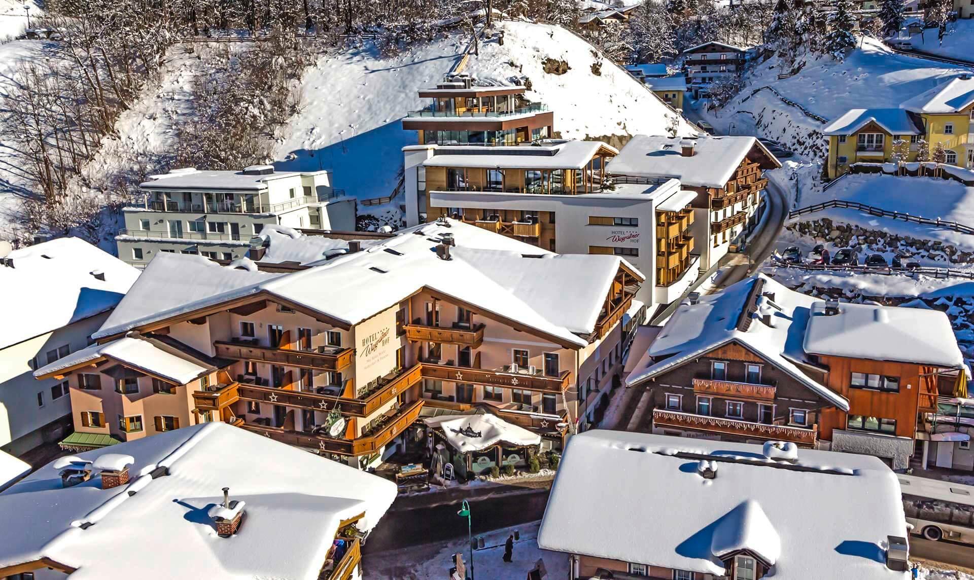 Skihotel in Wagrain, Ski amadé - Hotel Wagrainerhof