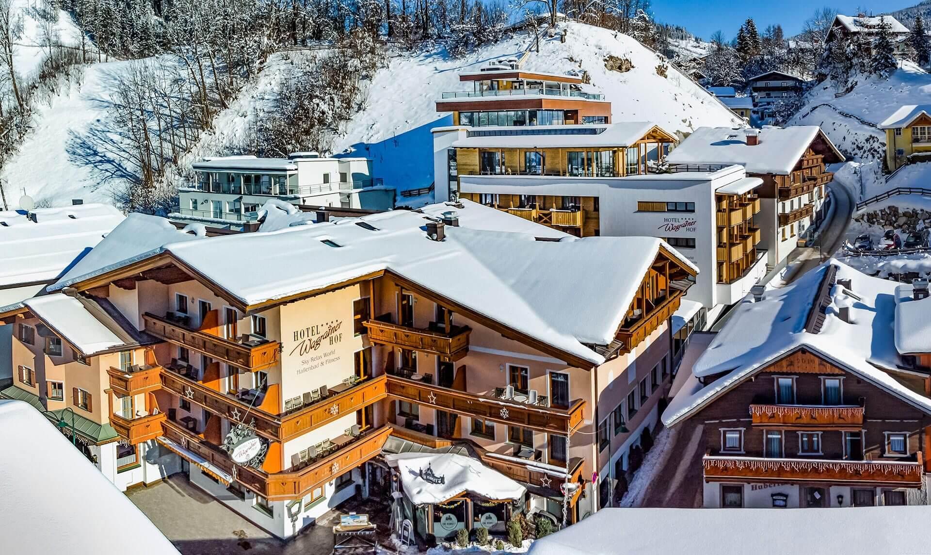 Skihotel in Wagrain, 4 Sterne Hotel Wagrainerhof