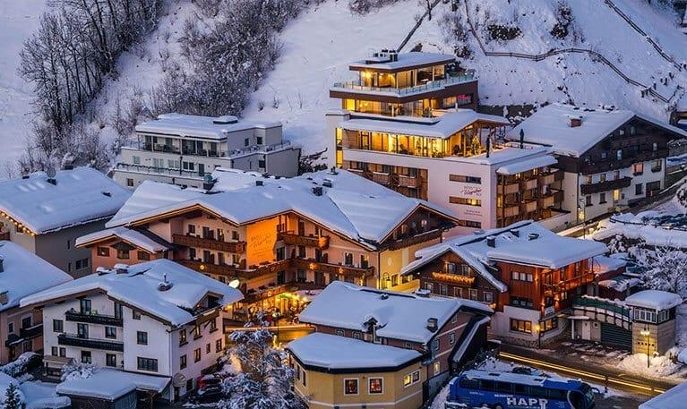 Skiurlaub im Skihotel Wagrainerhof, Ski amadé