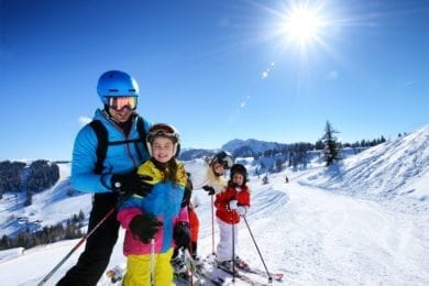 Skiurlaub im Snow Space Salzburg, St. Johann-Alpendorf