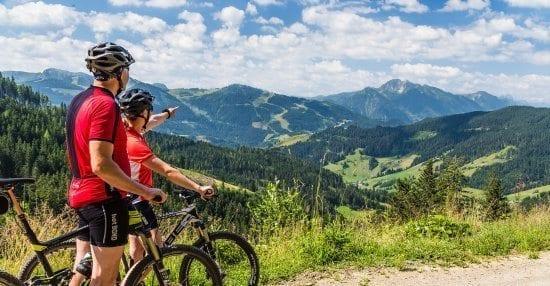 Mountainbiken - Sommerurlaub im Salzburger Land - Hotel Wagrainerhof