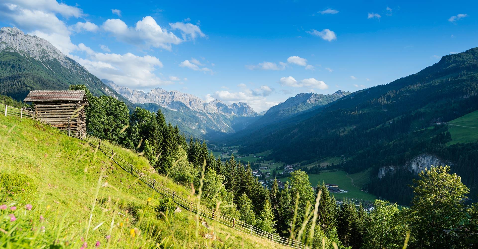 Sommerurlaub in Wagrain-Kleinarl
