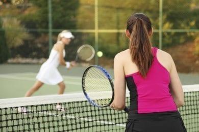 Sommerurlaub in Wagrain - Tennis