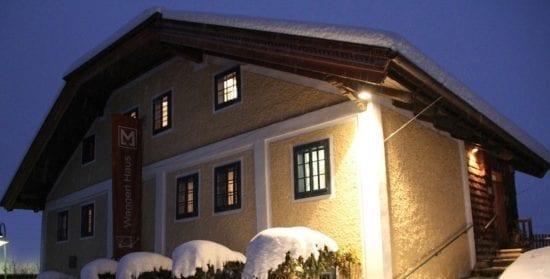 Stille Nacht Museum im Pflegerschlössl